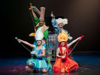 La Sala Trajano programa un espectáculo musical infantil con valores medioambientales
