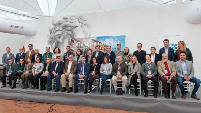 Fernández Vara destaca el compromiso de la FEMPEX representando a los municipios y ciudades de Extremadura